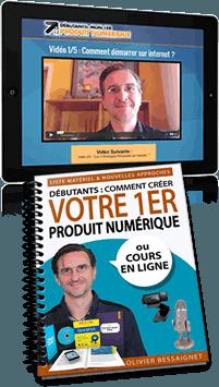 Ebook Mon 1er Produit Numérique